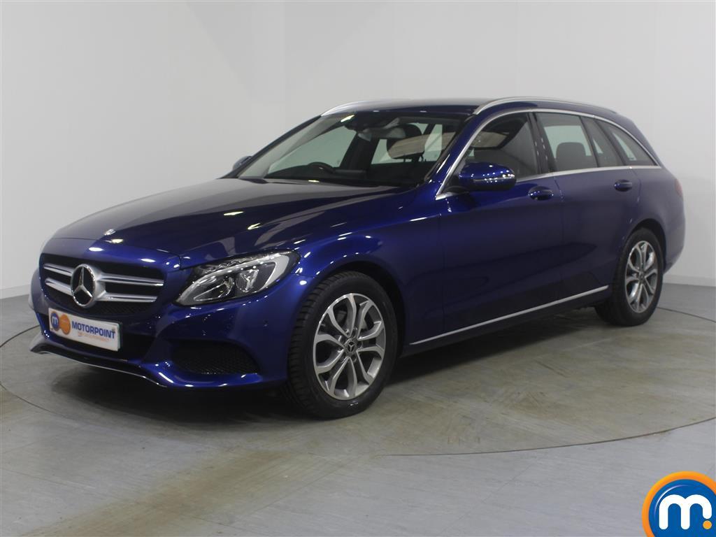 Mercedes-Benz C Class Sport - Stock Number (974346) - Passenger side front corner