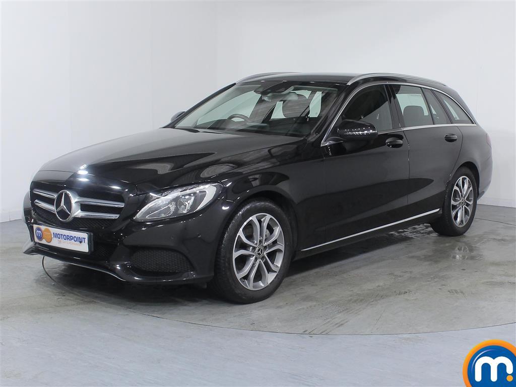Mercedes-Benz C Class Sport - Stock Number (974352) - Passenger side front corner
