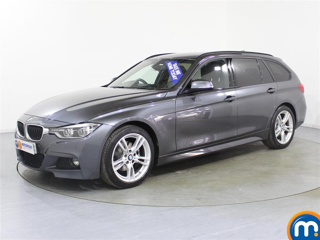 BMW 3 Series M Sport - Stock Number (965732) - Passenger side front corner