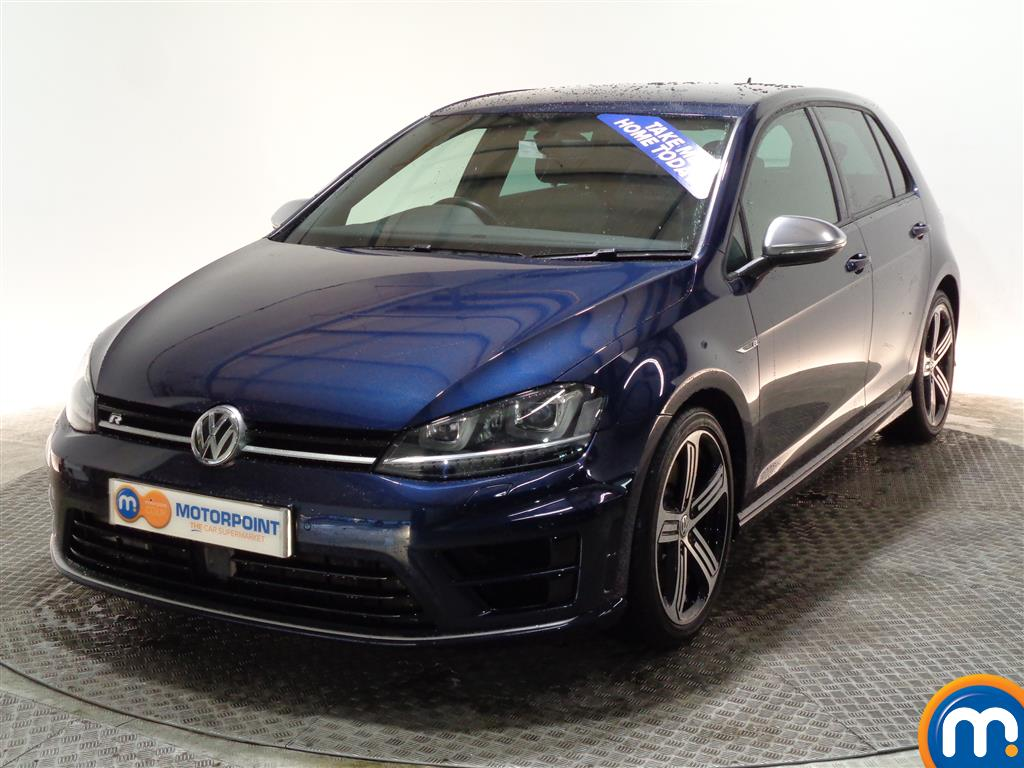 Volkswagen Golf R - Stock Number (979430) - Passenger side front corner
