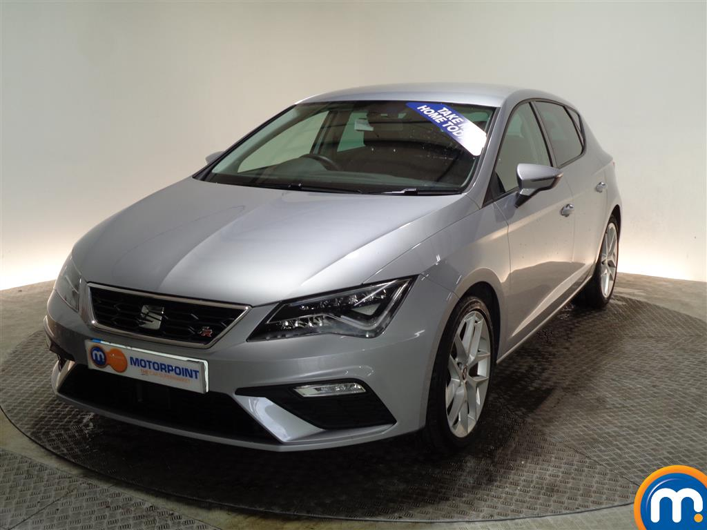 Seat Leon FR Technology - Stock Number (979432) - Passenger side front corner