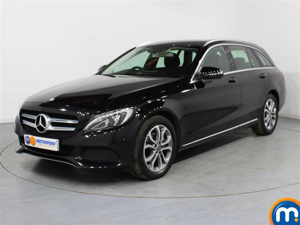 Mercedes-Benz C Class Sport - Stock Number (976591) - Passenger side front corner