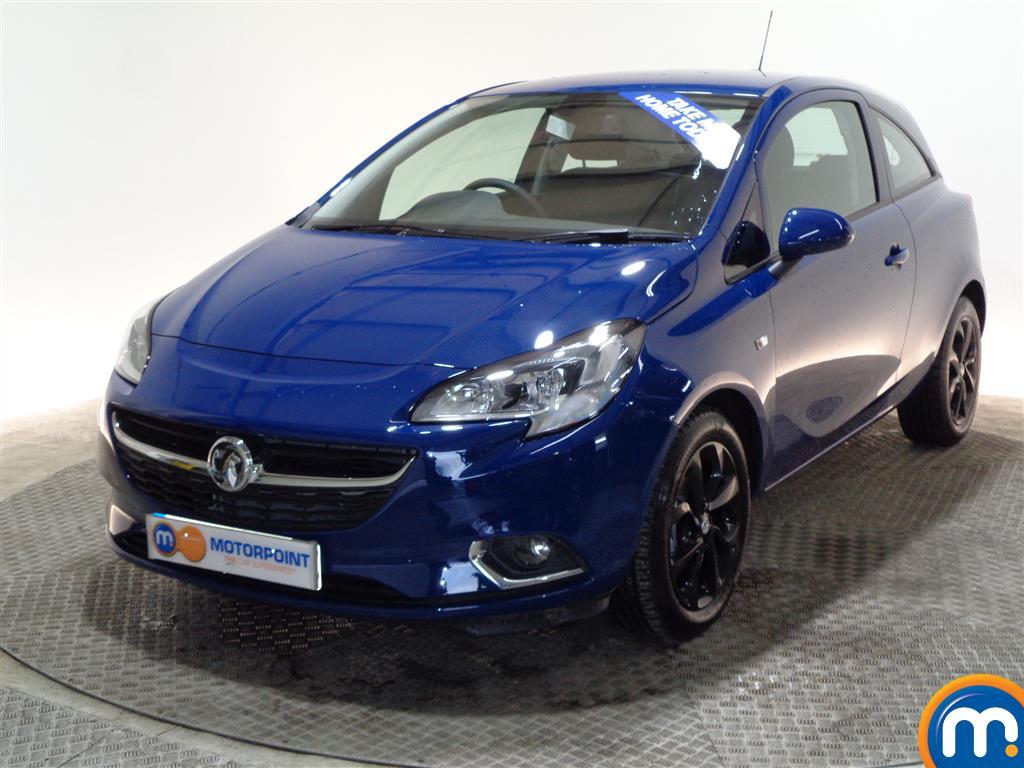 Vauxhall Corsa SRi Nav - Stock Number (980996) - Passenger side front corner