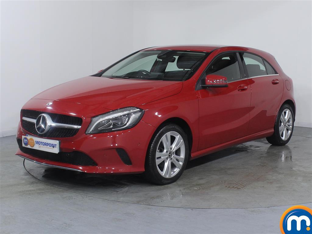Mercedes-Benz A Class Sport - Stock Number (976529) - Passenger side front corner