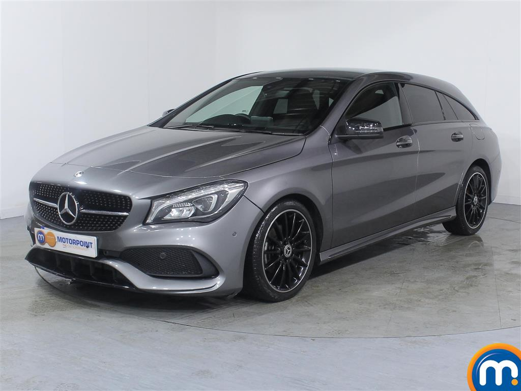 Mercedes-Benz Cla Class AMG Line - Stock Number (966557) - Passenger side front corner