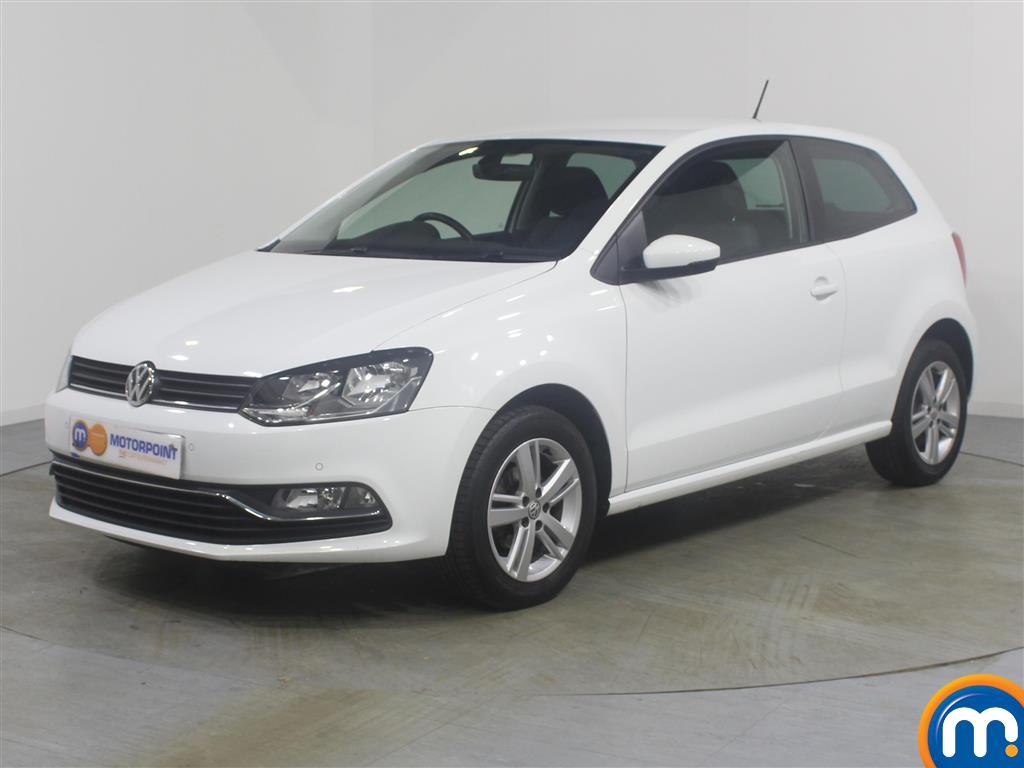 Volkswagen Polo Match - Stock Number (977994) - Passenger side front corner