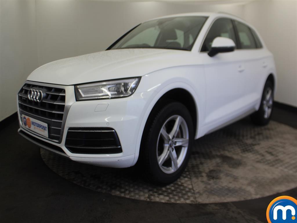 Audi Q5 Sport - Stock Number (974107) - Passenger side front corner