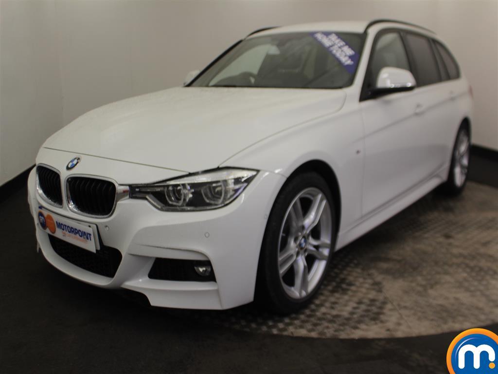 BMW 3 Series M Sport - Stock Number (965716) - Passenger side front corner