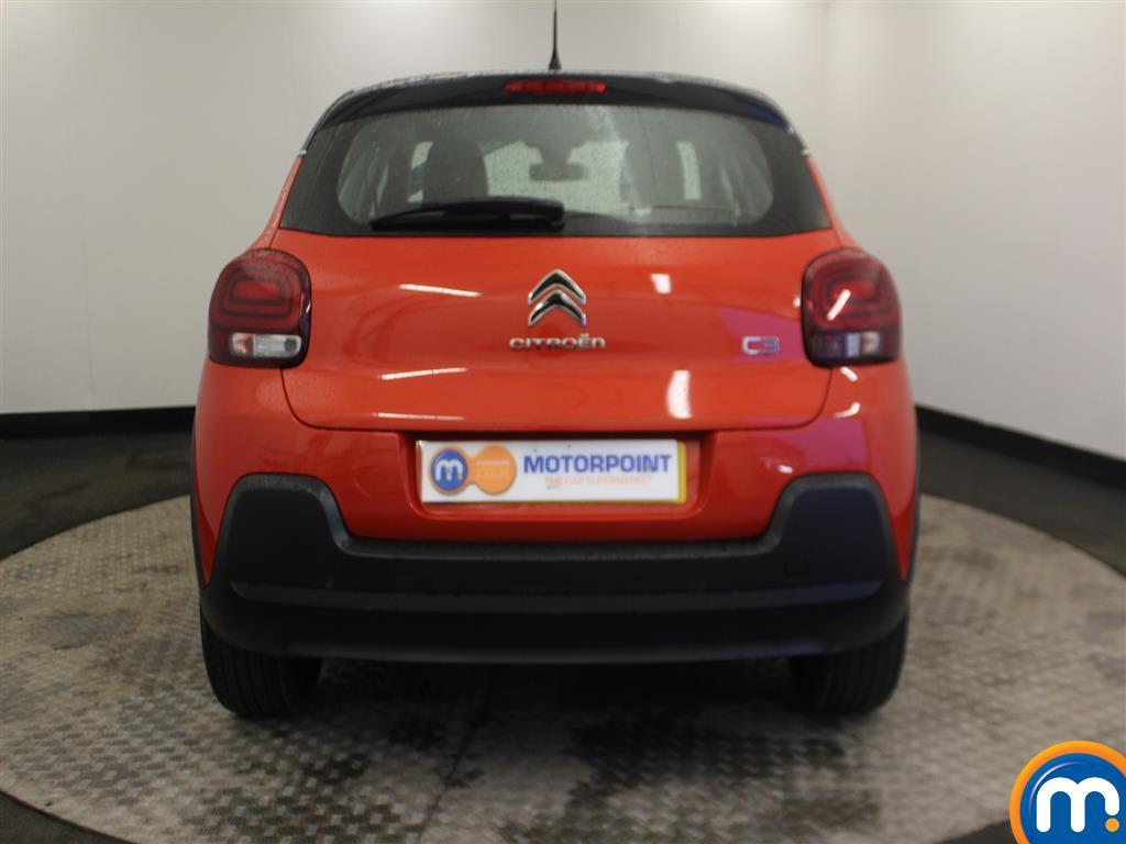 Citroen C3 Feel Manual Petrol Hatchback - Stock Number (980792) - Rear bumper