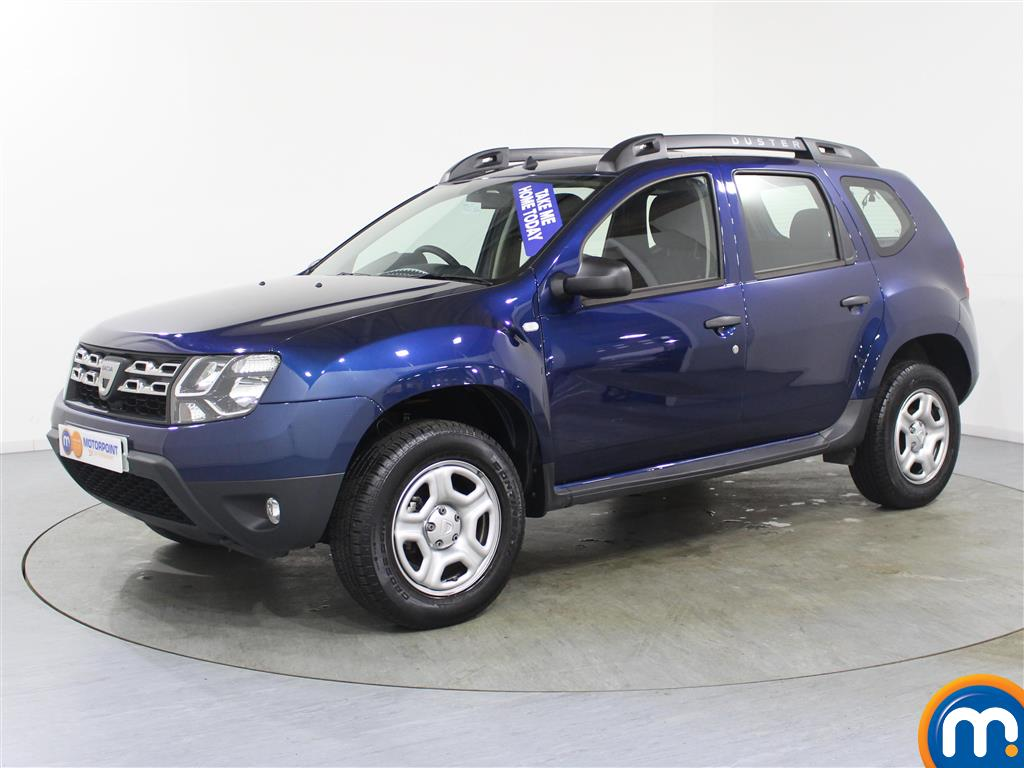 Dacia Duster Ambiance - Stock Number (962789) - Passenger side front corner
