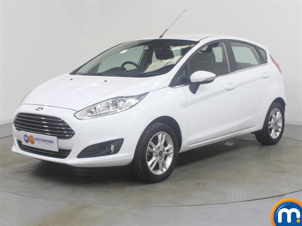 Ford Fiesta Zetec - Stock Number (978549) - Passenger side front corner