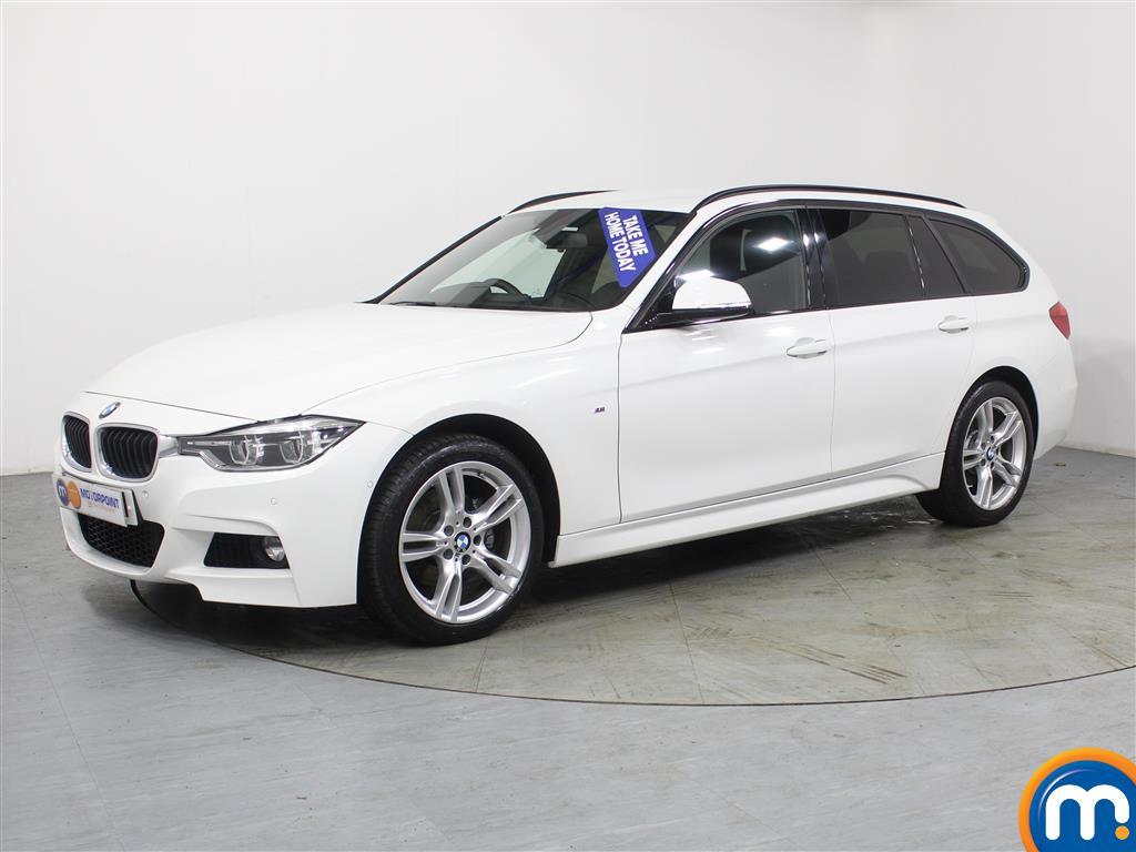 BMW 3 Series M Sport - Stock Number (963607) - Passenger side front corner