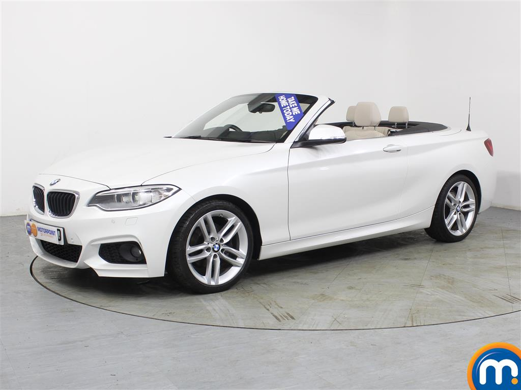 BMW 2 Series M Sport - Stock Number (970128) - Passenger side front corner