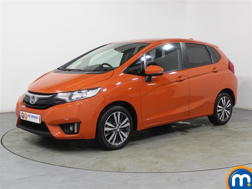 Honda Jazz EX - Stock Number (973391) - Passenger side front corner
