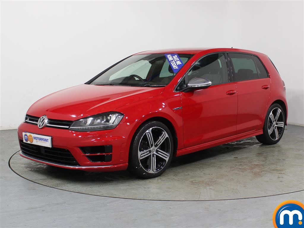 Volkswagen Golf R - Stock Number (974599) - Passenger side front corner