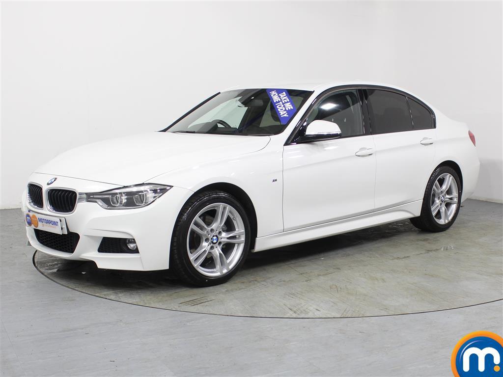 BMW 3 Series M Sport - Stock Number (969314) - Passenger side front corner