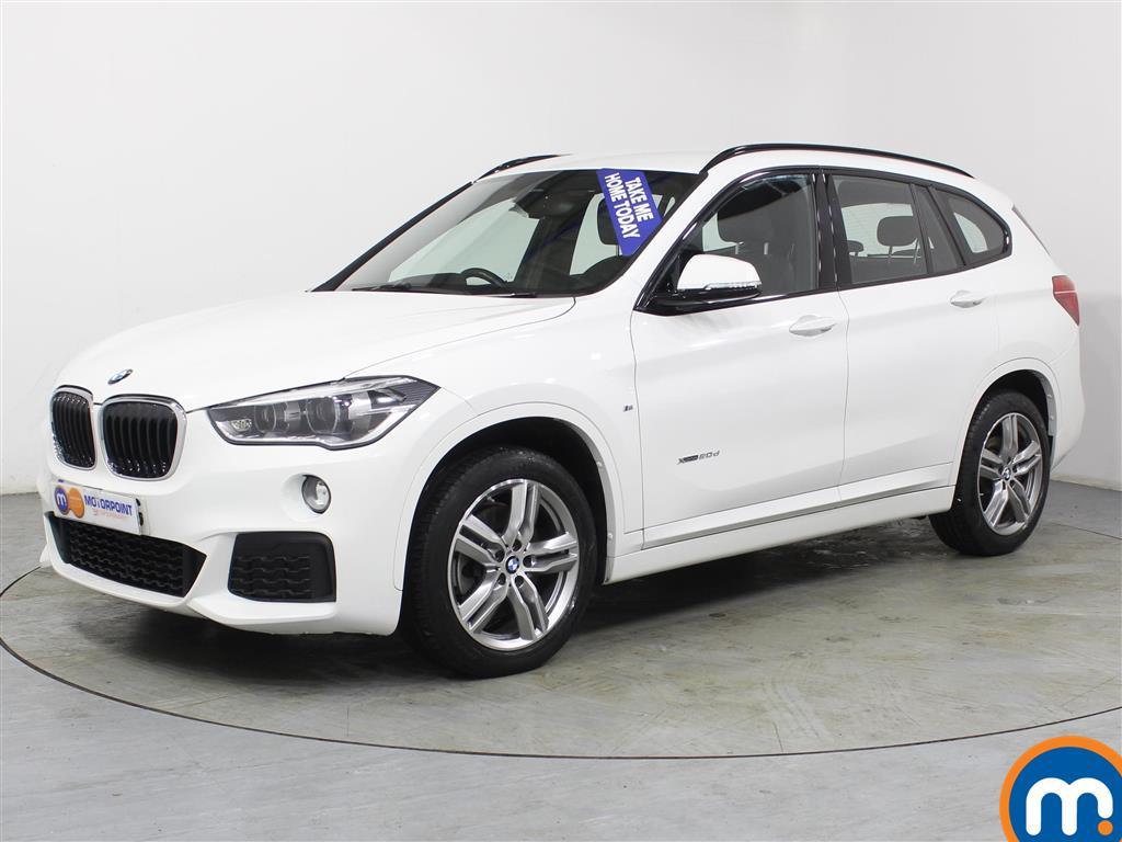 BMW X1 M Sport - Stock Number (970712) - Passenger side front corner