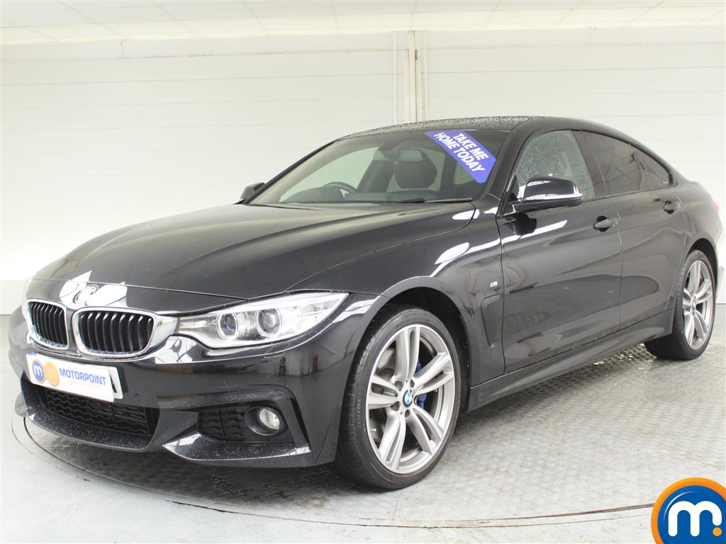 BMW 4 Series M Sport - Stock Number (975919) - Passenger side front corner