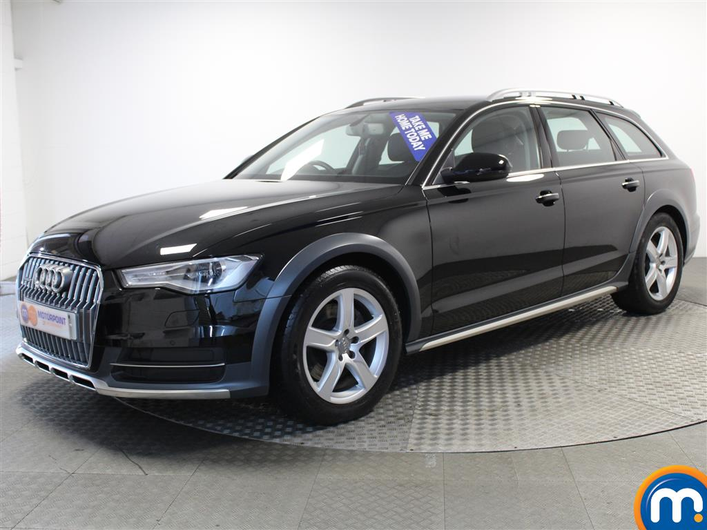 Audi A6 Allroad 3.0 TDI 272 Quattro 5dr S Tronic - Stock Number (979016) - Passenger side front corner
