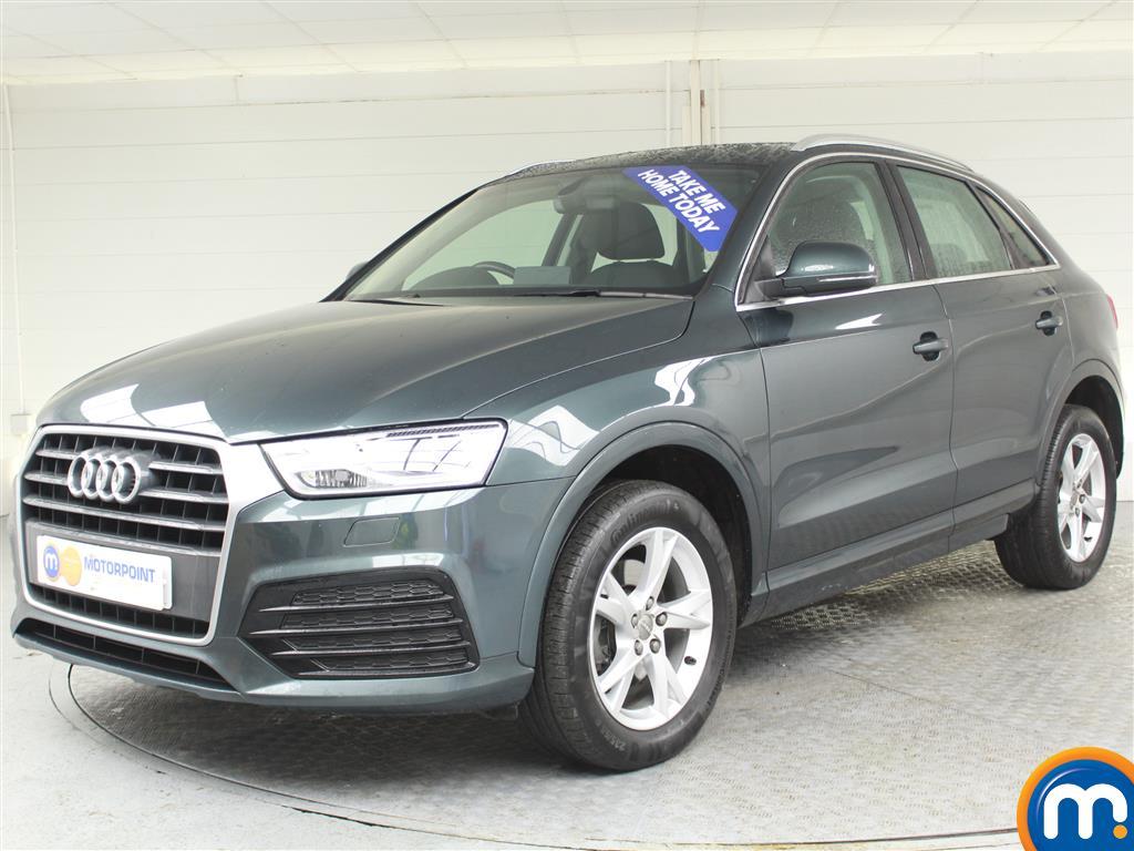 Audi Q3 Sport - Stock Number (979377) - Passenger side front corner