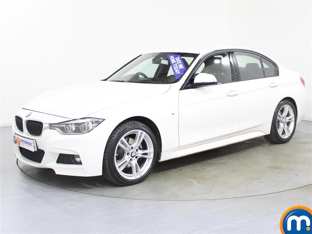 BMW 3 Series M Sport - Stock Number (965803) - Passenger side front corner