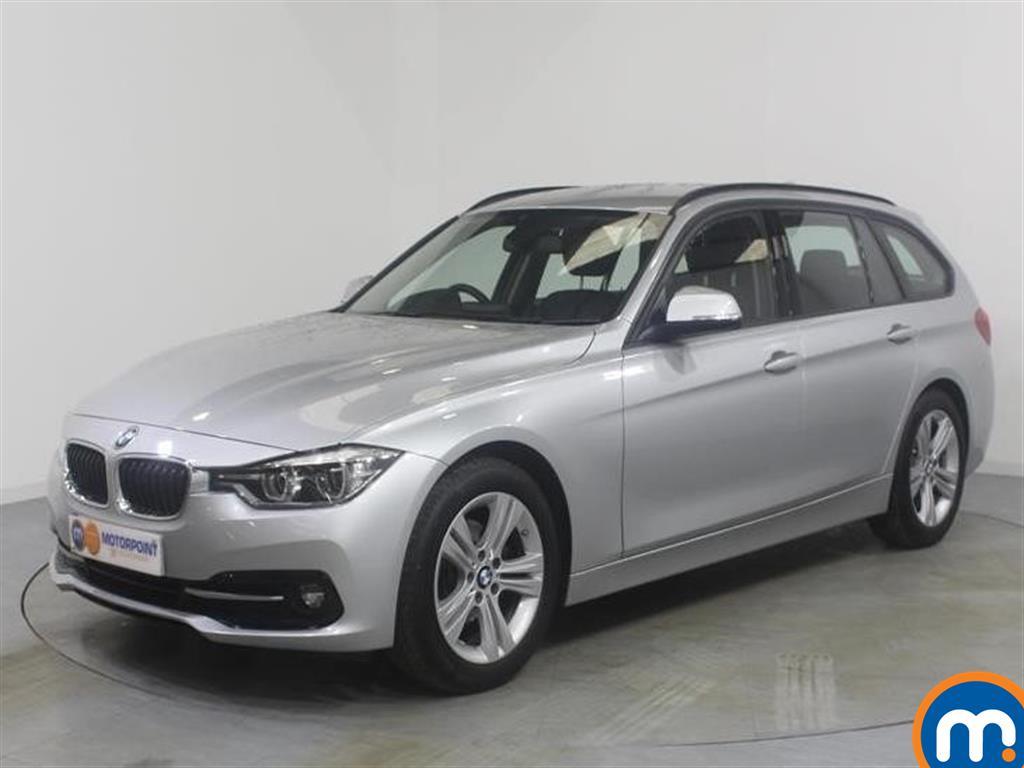BMW 3 Series EfficientDynamics Sport - Stock Number (973791) - Passenger side front corner
