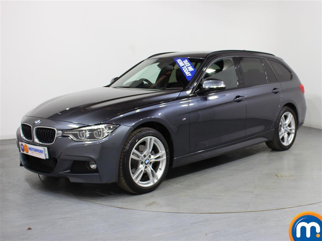 BMW 3 Series M Sport - Stock Number (980500) - Passenger side front corner
