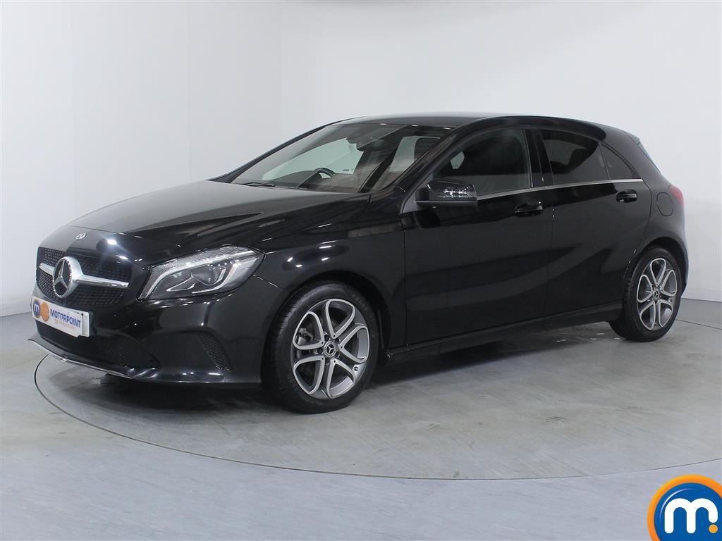 Mercedes-Benz A Class Sport Edition - Stock Number (973921) - Passenger side front corner