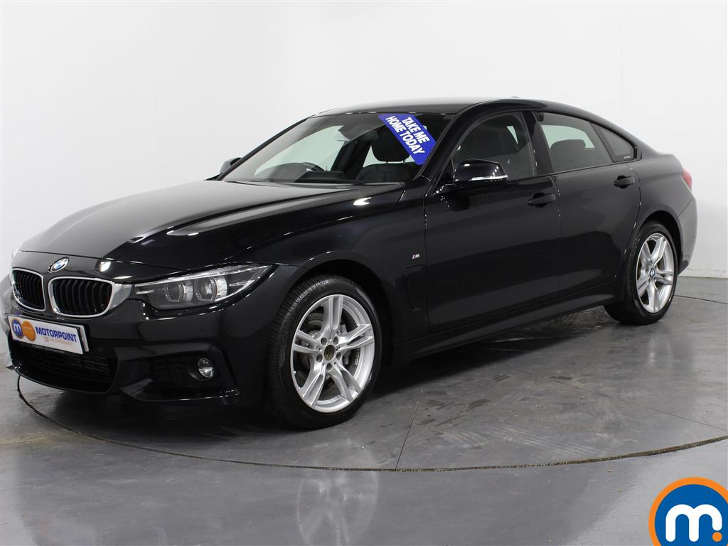 BMW 4 Series M Sport - Stock Number (976760) - Passenger side front corner