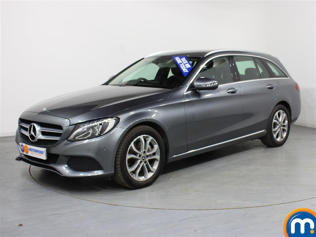 Mercedes-Benz C Class Sport - Stock Number (976606) - Passenger side front corner