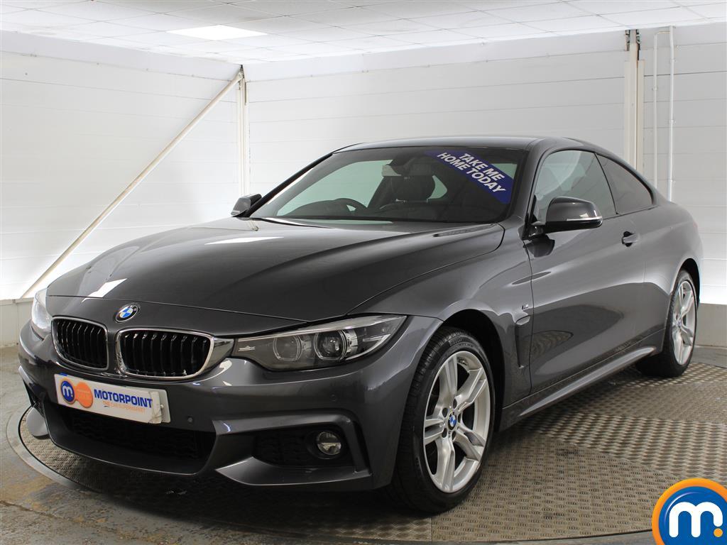 BMW 4 Series M Sport - Stock Number (981909) - Passenger side front corner