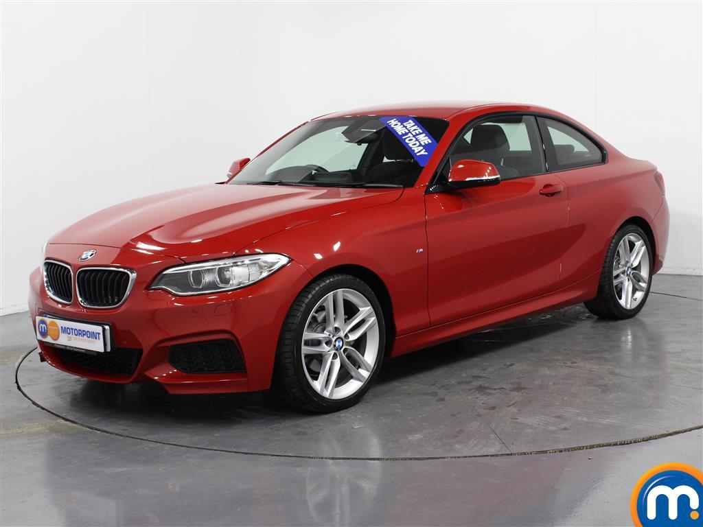 BMW 2 Series M Sport - Stock Number (979164) - Passenger side front corner