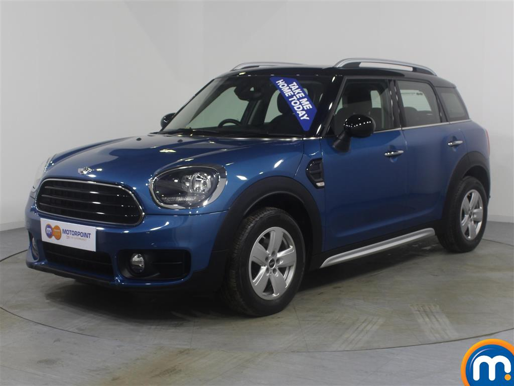 Mini Countryman Cooper - Stock Number (975677) - Passenger side front corner