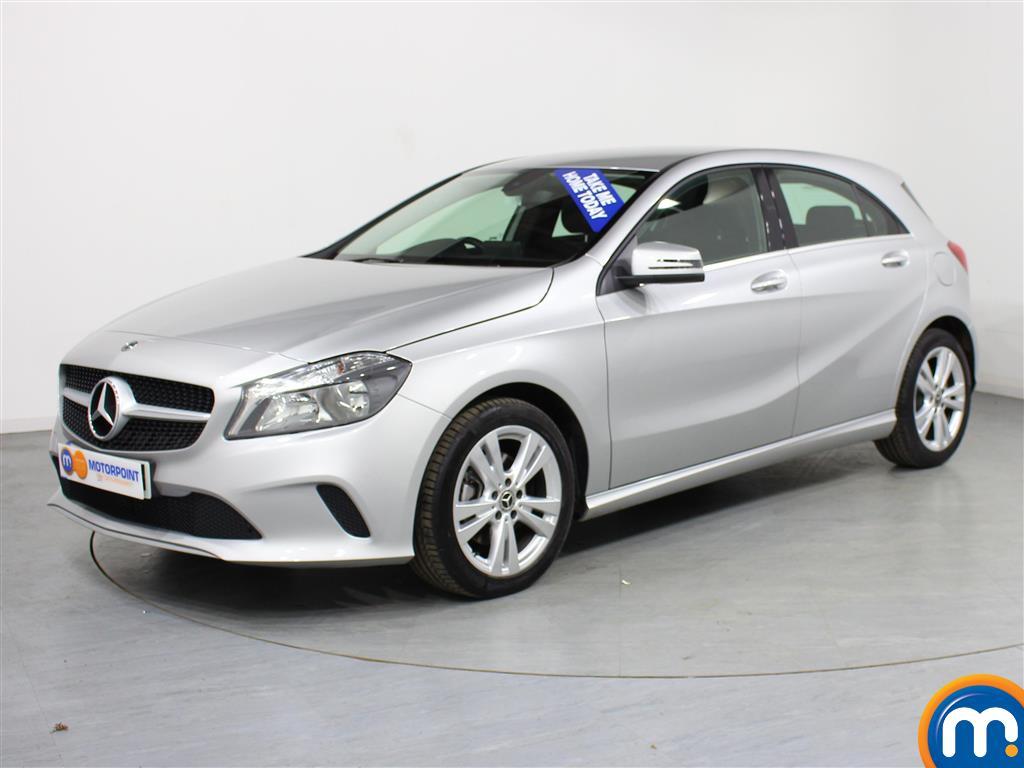 Mercedes-Benz A Class Sport - Stock Number (966037) - Passenger side front corner