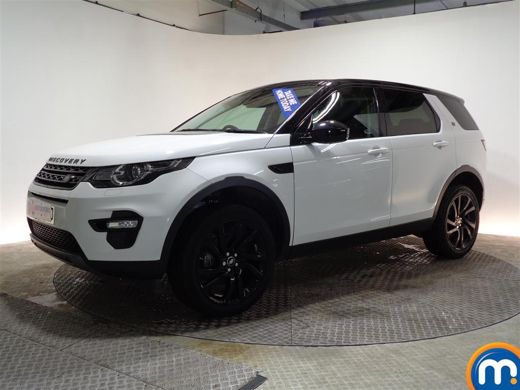 Land Rover Discovery Sport HSE Black - Stock Number (977045) - Passenger side front corner