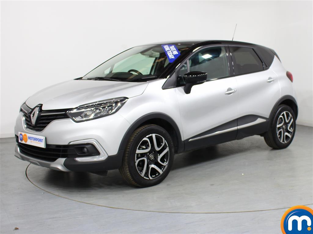 Renault Captur Dynamique S Nav - Stock Number (975465) - Passenger side front corner