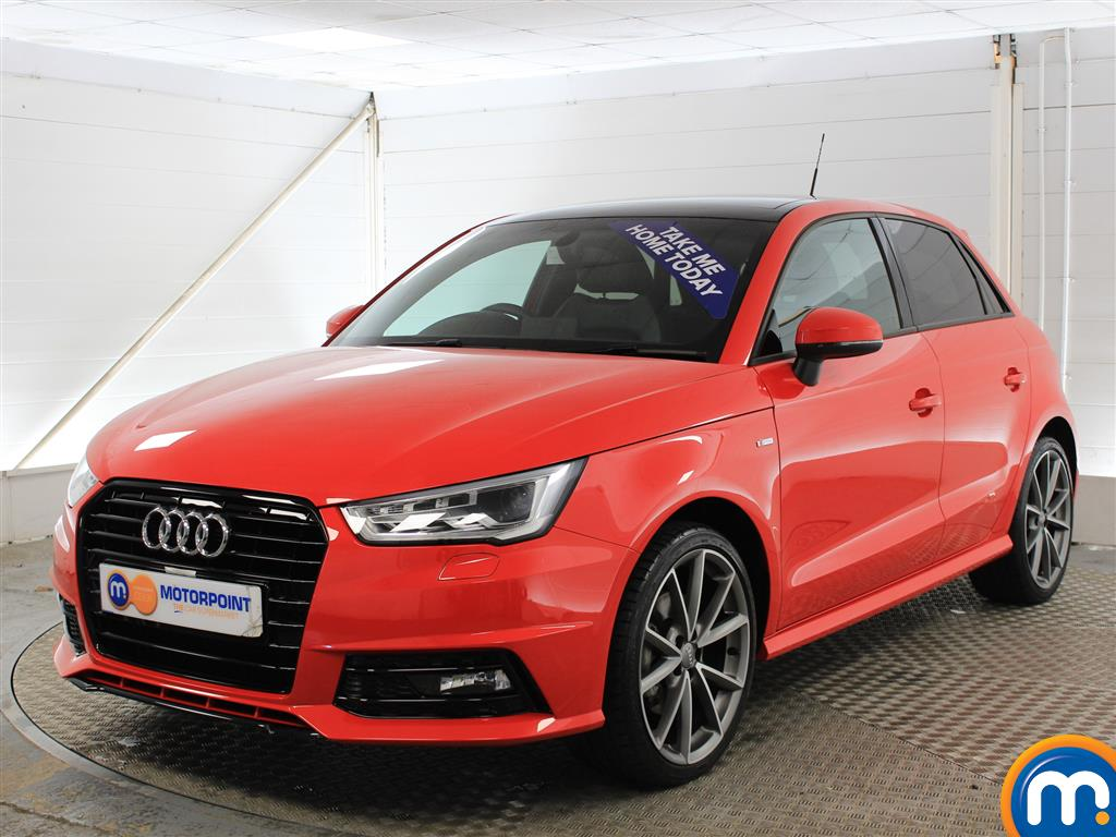 used audi a1 black edition cars for sale motorpoint car. Black Bedroom Furniture Sets. Home Design Ideas