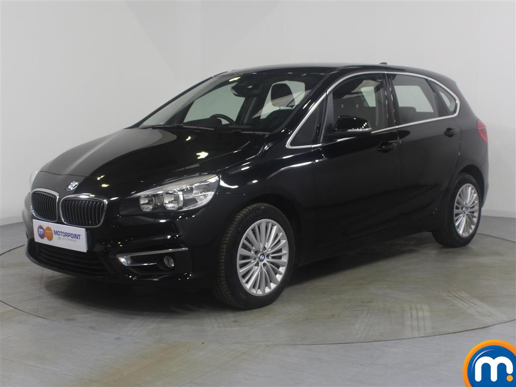 BMW 2 Series Luxury - Stock Number (979301) - Passenger side front corner