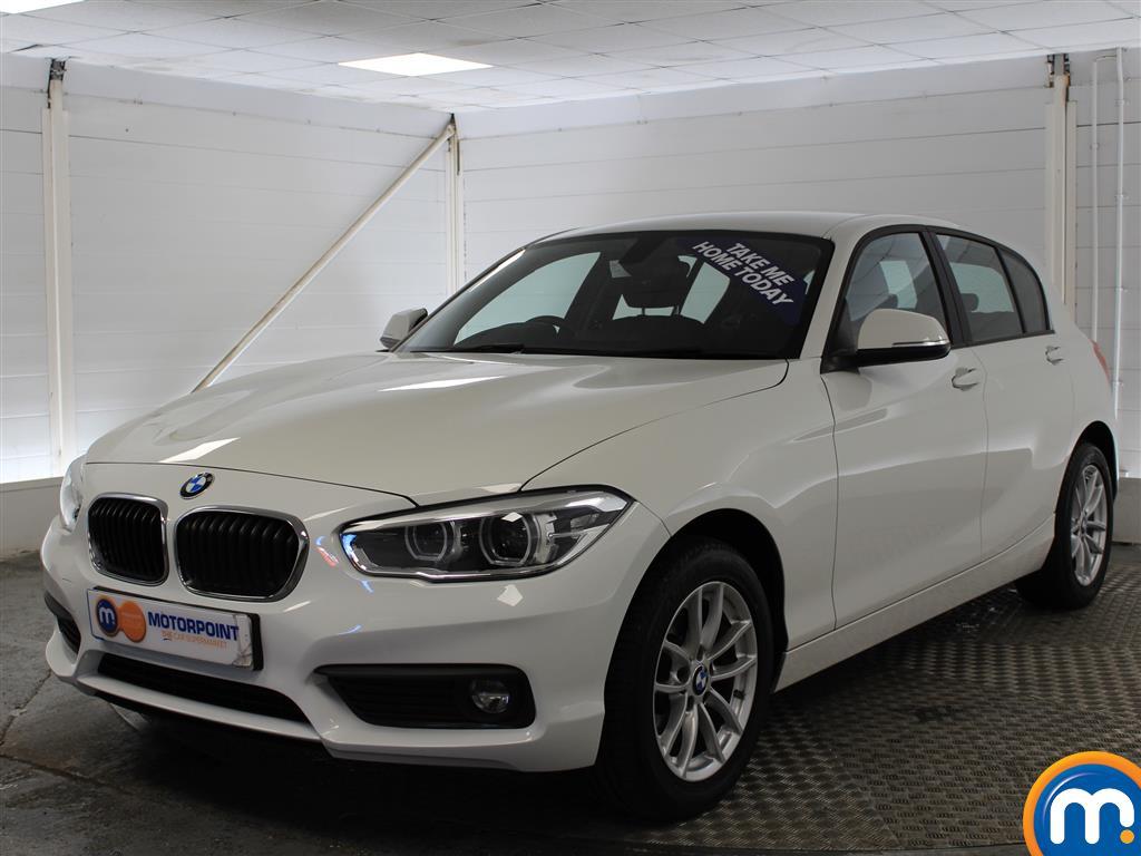 BMW 1 Series SE Business - Stock Number (979296) - Passenger side front corner
