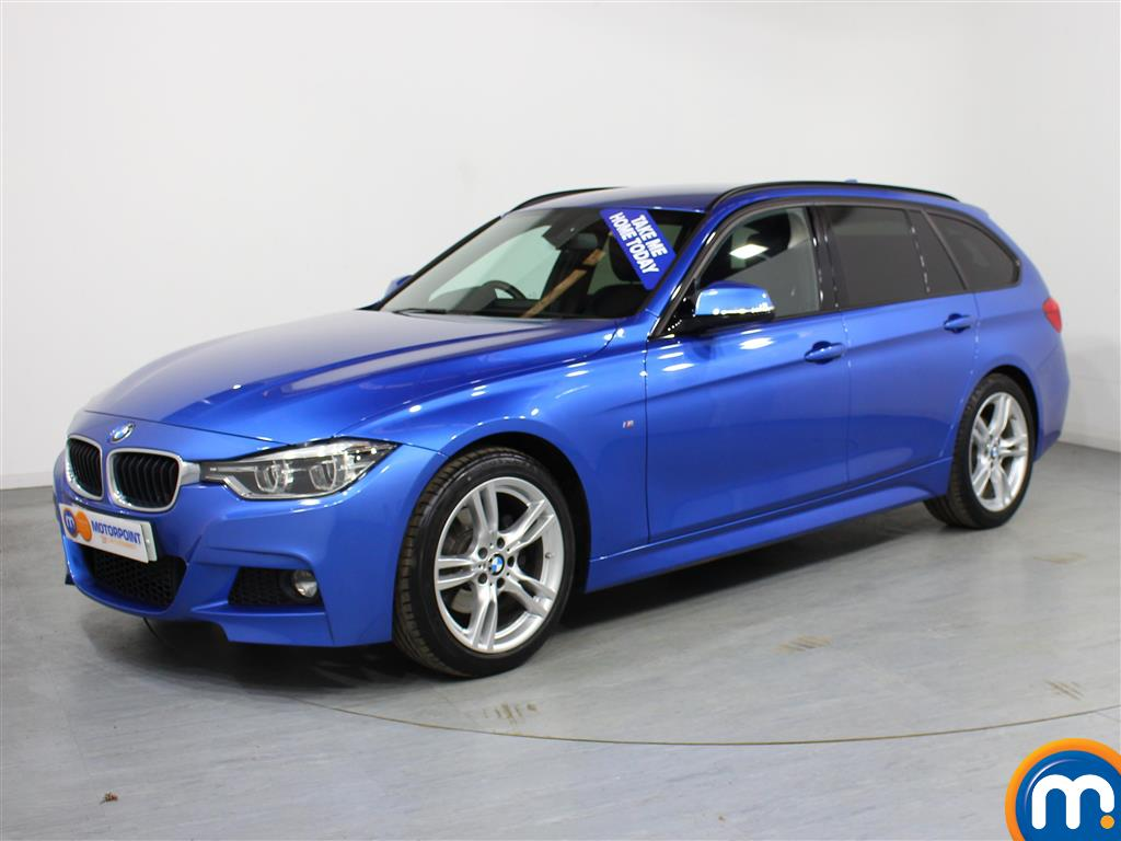BMW 3 Series M Sport - Stock Number (981287) - Passenger side front corner