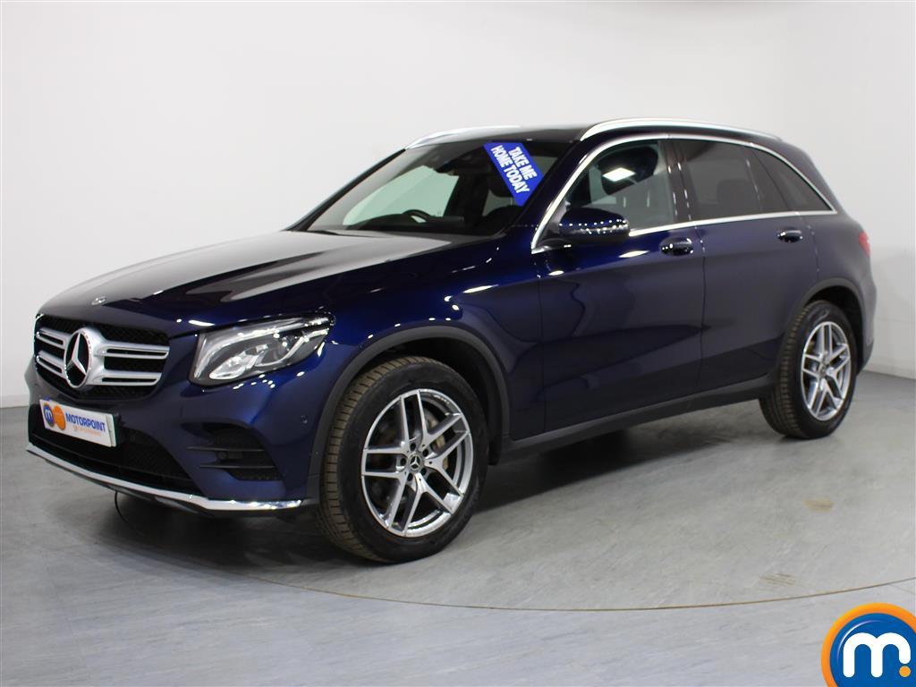 Mercedes-Benz GLC AMG Line - Stock Number (976881) - Passenger side front corner