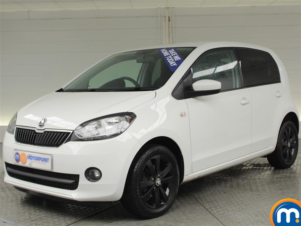 Skoda Citigo Colour Edition - Stock Number (979472) - Passenger side front corner