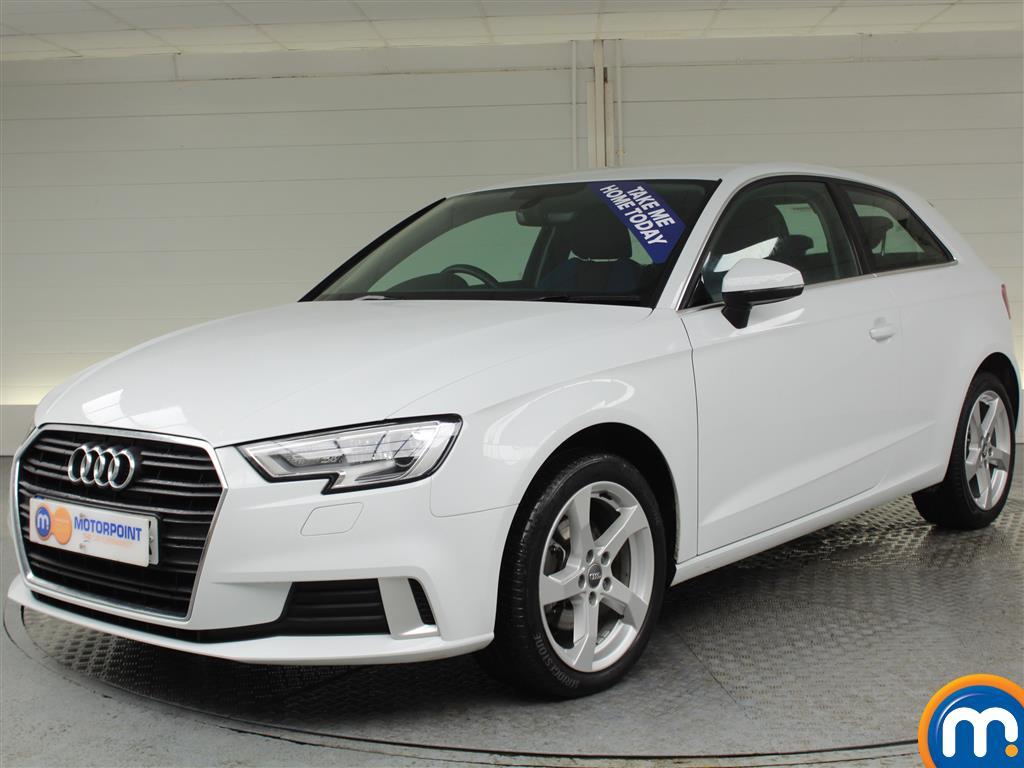 Audi A3 Sport - Stock Number (975701) - Passenger side front corner