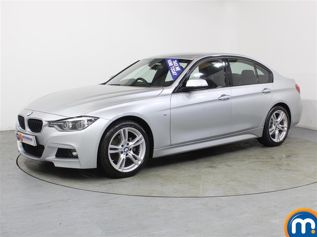 BMW 3 Series M Sport - Stock Number (981034) - Passenger side front corner
