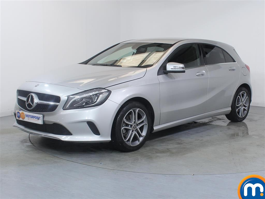 Mercedes-Benz A Class Sport Edition - Stock Number (976497) - Passenger side front corner