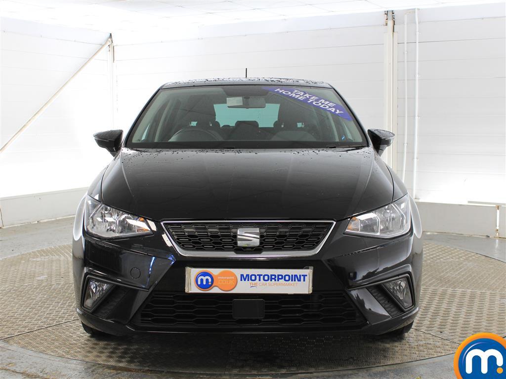 Seat Ibiza Se Design Manual Petrol Hatchback - Stock Number (983992) - Front bumper
