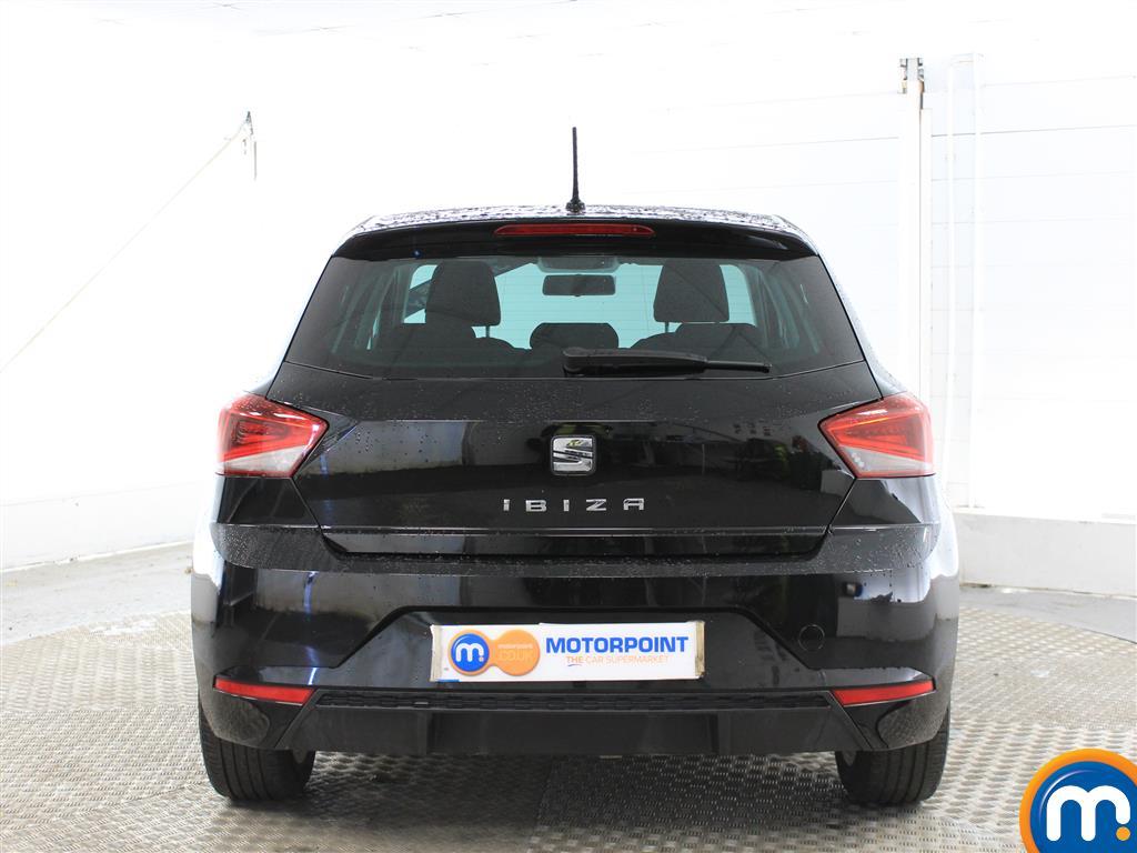 Seat Ibiza Se Design Manual Petrol Hatchback - Stock Number (983992) - Rear bumper