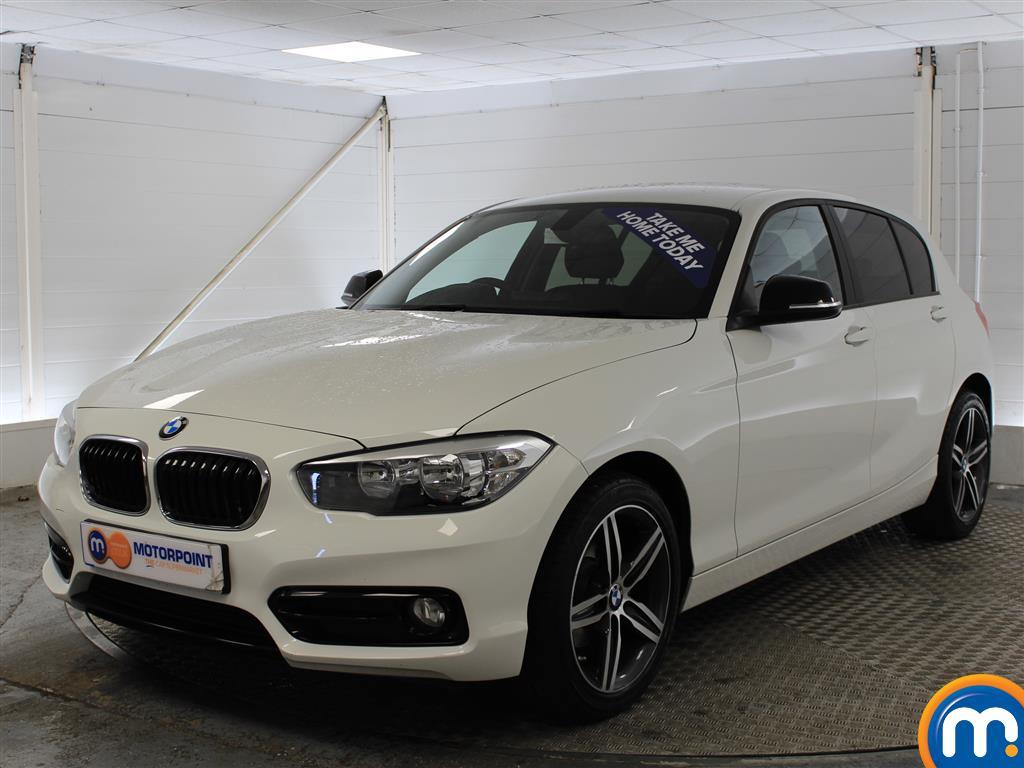 BMW 1 Series Sport - Stock Number (982556) - Passenger side front corner