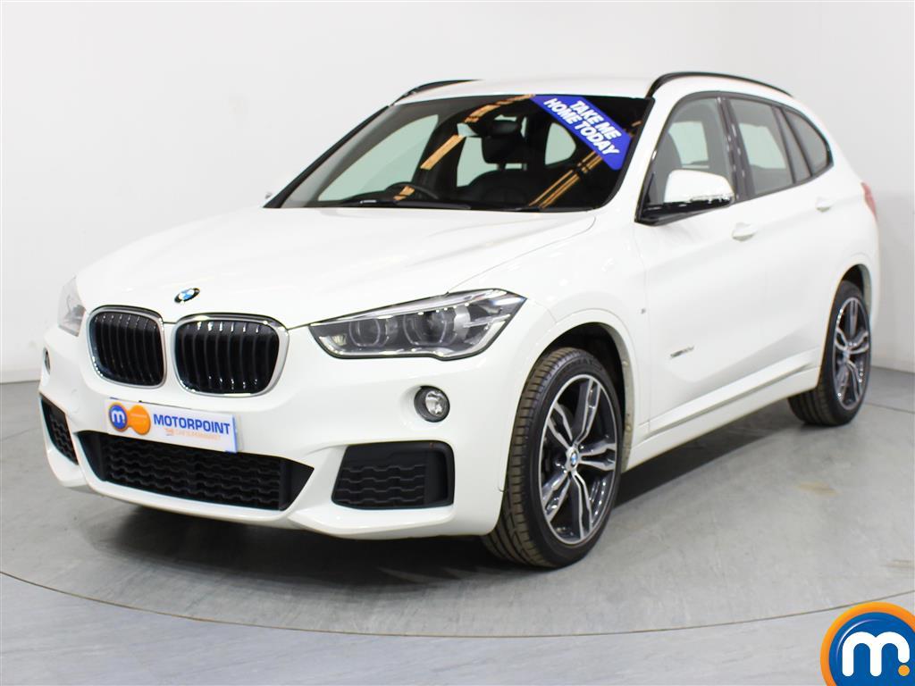 BMW X1 M Sport - Stock Number (976657) - Passenger side front corner