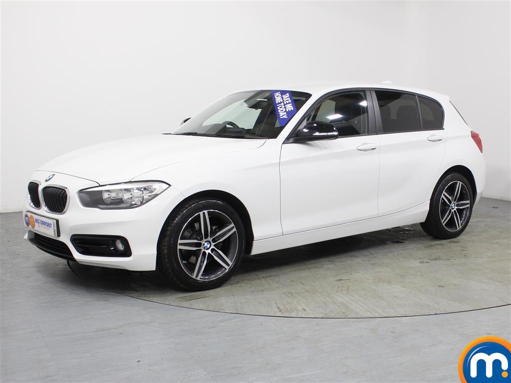 BMW 1 Series Sport - Stock Number (980169) - Passenger side front corner
